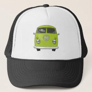 Gorra De Camionero Hippie 1960 Van
