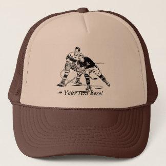 Gorra De Camionero Hockey sobre hielo
