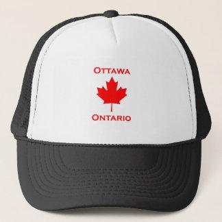 Gorra De Camionero Hoja de arce de Ottawa Ontario