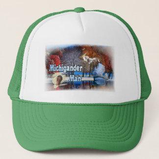 Gorra De Camionero Hombre de Michigander (edición del camionero)