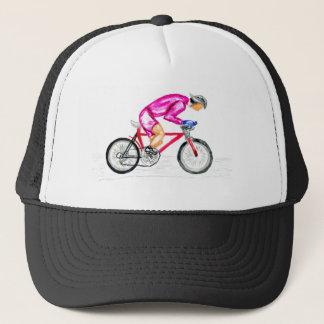 Gorra De Camionero Hombre en bosquejo de la bicicleta