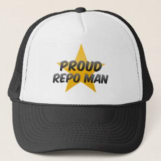 Gorra De Camionero Hombre orgulloso del Repo