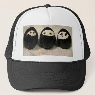 Gorra De Camionero Huevos de Ninja