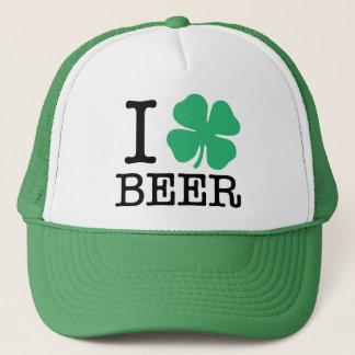 Gorra De Camionero I cerveza del trébol