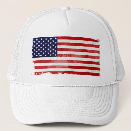 GORRA DE CAMIONERO I LOVE USA