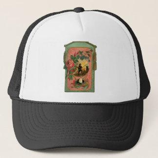 Gorra De Camionero Ilustraciones del bombero del bombero de los