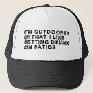 Gorra De Camionero Im Outdoorsy en eso que tengo gusto de conseguir
