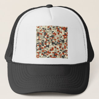 Gorra De Camionero imagen abstracta