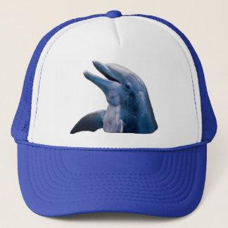 Gorra De Camionero Imagen del delfín