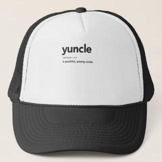 Gorra De Camionero Impresión divertida de la definición de Yuncle
