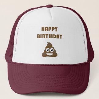 Gorra De Camionero Impulso lindo divertido Emoji del fiesta del feliz