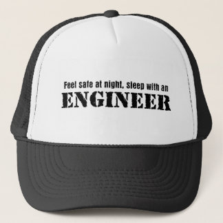 Gorra De Camionero Ingeniero divertido