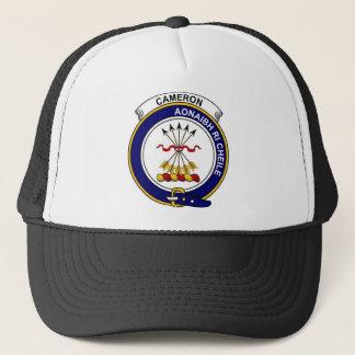 Gorra De Camionero Insignia del clan de Cameron