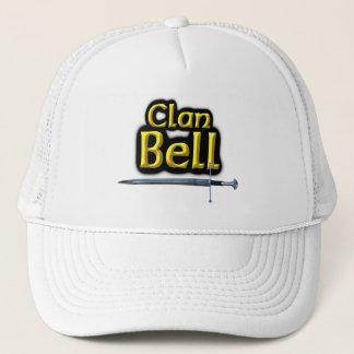 Gorra De Camionero Inspiración del escocés de Bell del clan
