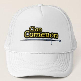 Gorra De Camionero Inspiración del escocés de Cameron del clan