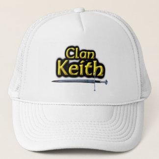 Gorra De Camionero Inspiración del escocés de Keith del clan