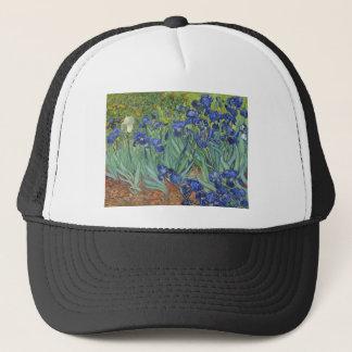Gorra De Camionero Iris azules