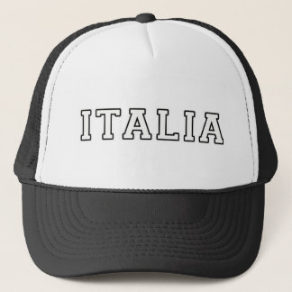 Gorra De Camionero Italia