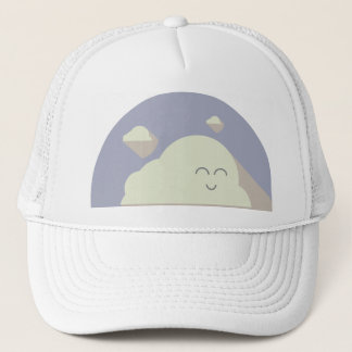 Gorra De Camionero It's cloudy out there, love it!
