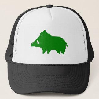 Gorra de camionero - Jabalí de las Ardenas