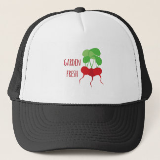 Gorra De Camionero Jardín fresco