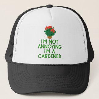 Gorra De Camionero Jardinero jardín flores Veggie plantada Floristin