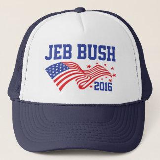Gorra De Camionero Jeb Bush 2016