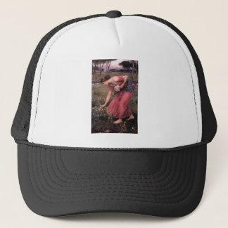 Gorra De Camionero John William Waterhouse - narciso - bella arte