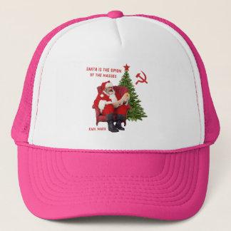 Gorra De Camionero Karl Marx Santa