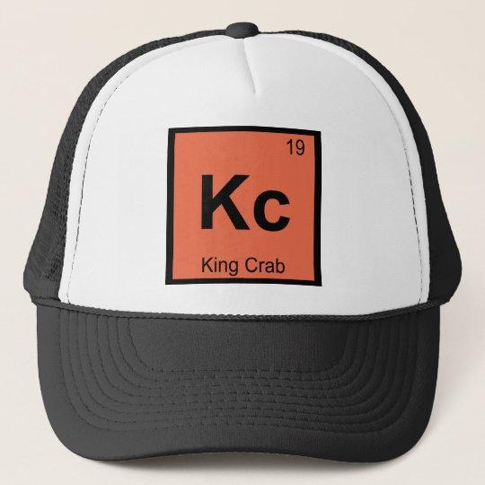 Gorra de camionero kc smbolo de la tabla peridica de la qumica gorra de camionero kc smbolo de la tabla peridica de la qumica urtaz Choice Image