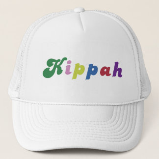 Gorra De Camionero ¡Kippah!