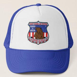 Gorra De Camionero Kodiak de la estación aérea de guardacostas