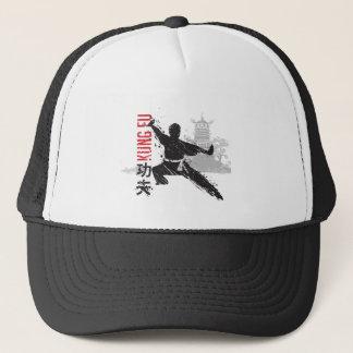 Gorra De Camionero Kung Fu