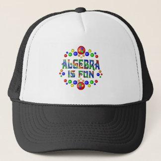 Gorra De Camionero La álgebra es diversión