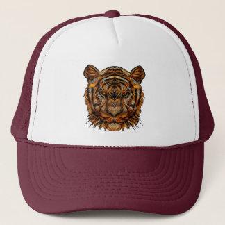 Gorra De Camionero La cabeza 1a del tigre