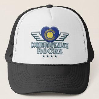 Gorra De Camionero La Commonwealth oscila v2