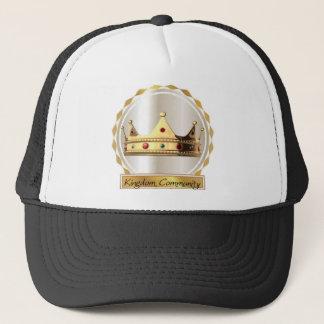 Gorra De Camionero La corona 2 de la comunidad del reino