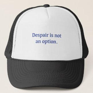 Gorra De Camionero La desesperación no es una opción