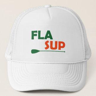 Gorra De Camionero La Florida se coloca para arriba de batimiento