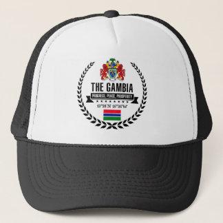 Gorra De Camionero La Gambia