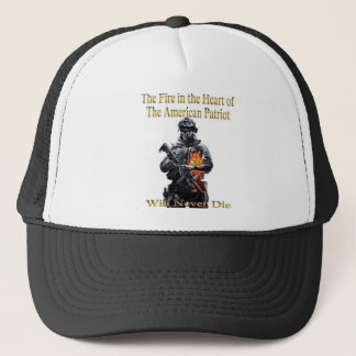 Gorra De Camionero La línea americana de la ropa del patriota