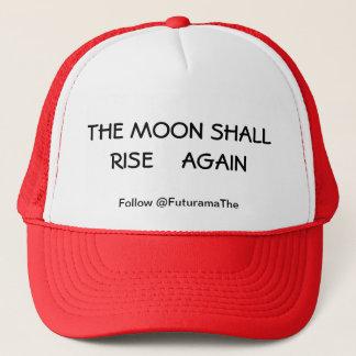 Gorra De Camionero La luna subirá otra vez