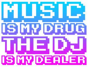 e9528e5c1a5c8 Gorra De Camionero La música es mi droga - distribuidor autorizado