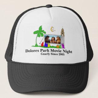 Gorra De Camionero La noche de película del parque de Dolores, sazona