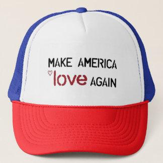 Gorra De Camionero La obra clásica hace que América ama otra vez al