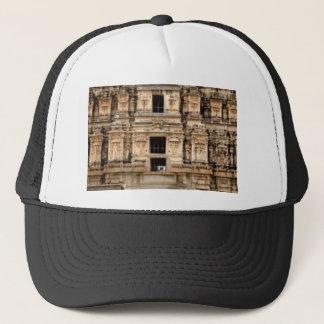 Gorra De Camionero lado detallado del edificio