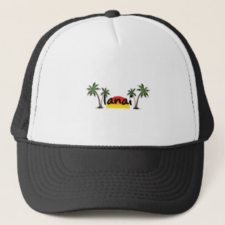 Gorra De Camionero Lanai Hawaii