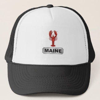Gorra De Camionero Langosta de Maine