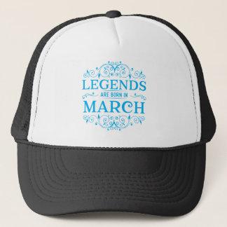 Gorra De Camionero las leyendas nacen en marzo
