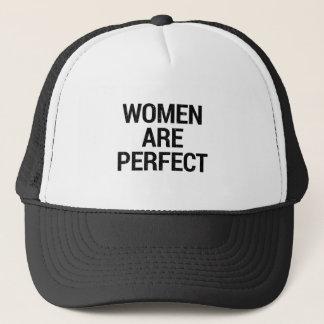 Gorra De Camionero las mujeres son perfectas